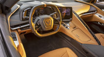 Chevrolet Corvette Stingray, Interieur