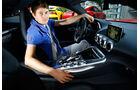 Chevrolet Corvette Stingray, Mercedes-AMG GT, Porsche 911 Carrera GTS