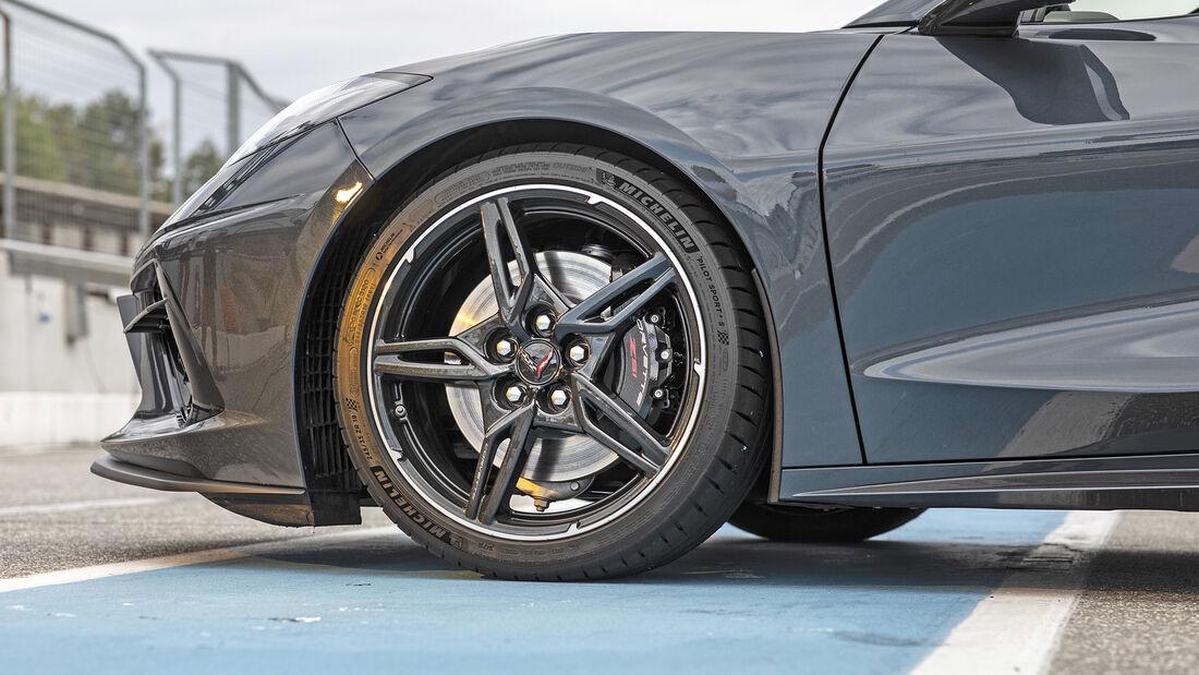 Chevrolet Corvette Stingray, Rad