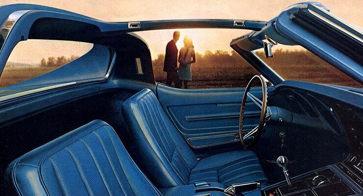 Chevrolet Corvette T-Roof