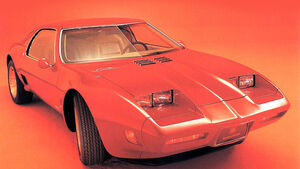 Chevrolet Corvette XP-897 GT Two-Rotor Concept '1973