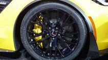 Chevrolet Corvette Z06, Detroit Motor Show, NAIAS, Felgen