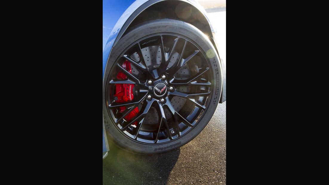 Chevrolet Corvette Z06, Fahrbericht