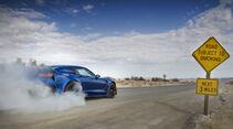 Chevrolet Corvette Z06, Fahrbericht, Motor