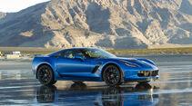 Chevrolet Corvette Z06, Fahrbericht, Scheinwerfer