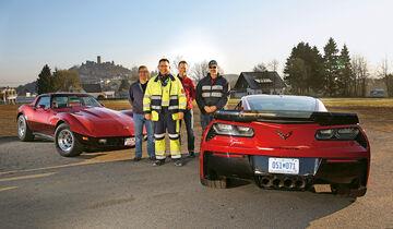 Chevrolet Corvette Z06, Team