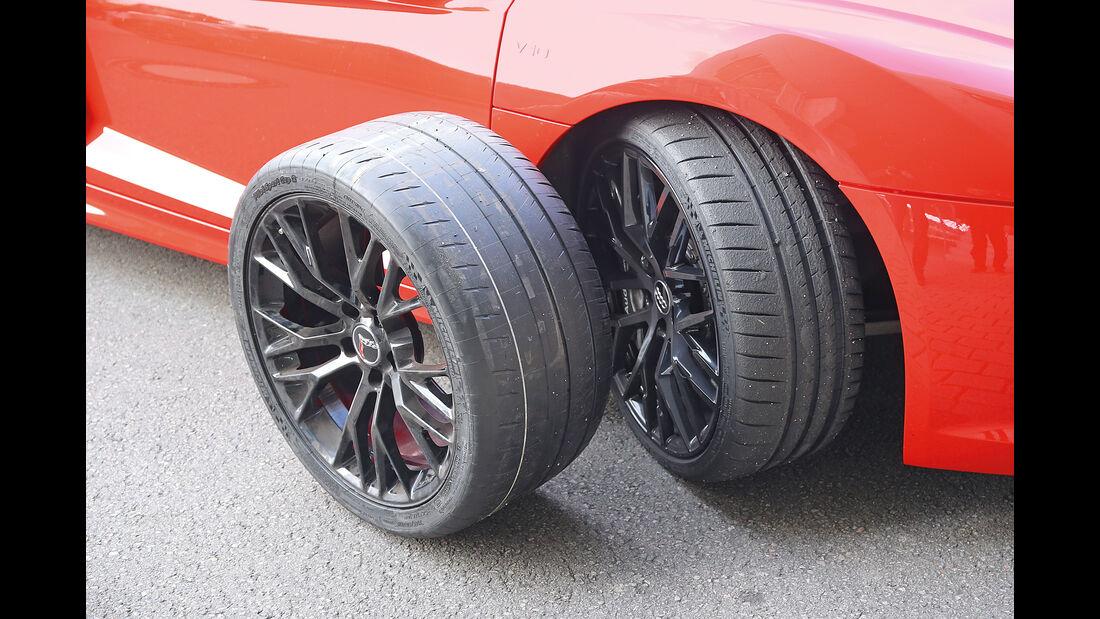 Chevrolet Corvette Z06 Z07 Performance, Räder