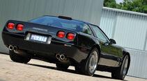 Chevrolet Corvette ZR-1, Heckansicht