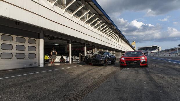 Chevrolet Corvette ZR1, Chevrolet Camaro ZL1 1LE, Exterieur