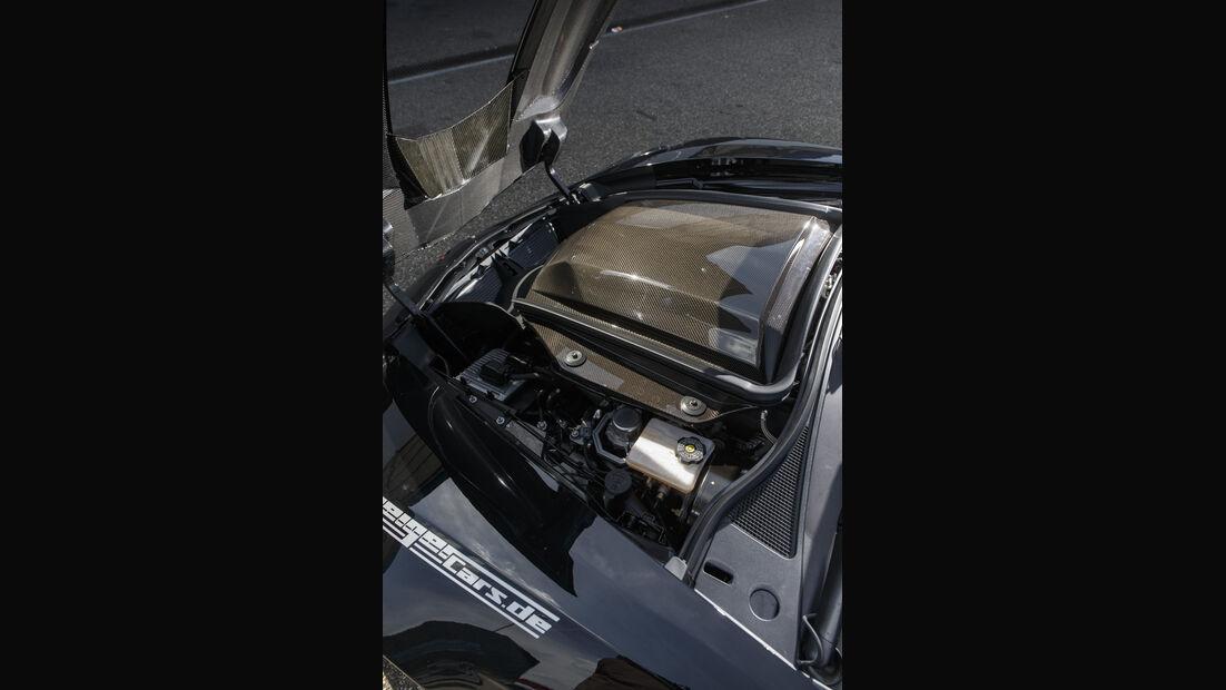 Chevrolet Corvette ZR1, Motor