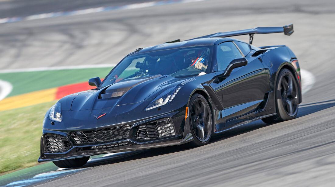 Chevrolet Corvette ZR1 - Serie - Supersportler - sport auto Award 2019