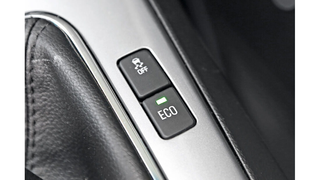 Chevrolet Cruze 1.7 D SW LT+, Bedienelemente