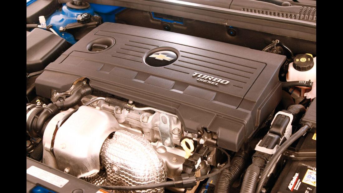 Chevrolet Cruze 2.0 LTZ, Motor
