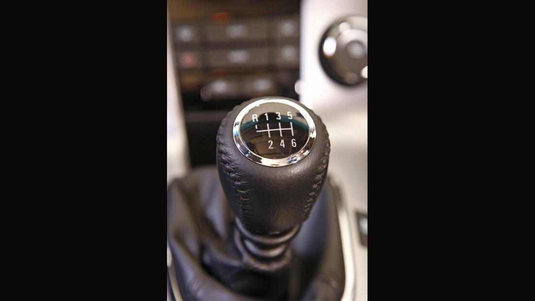 Chevrolet Cruze 2.0 LTZ, Schalthebel, Schaltknauf