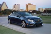 Chevrolet Cruze Facelift 2014 New York Auto Show