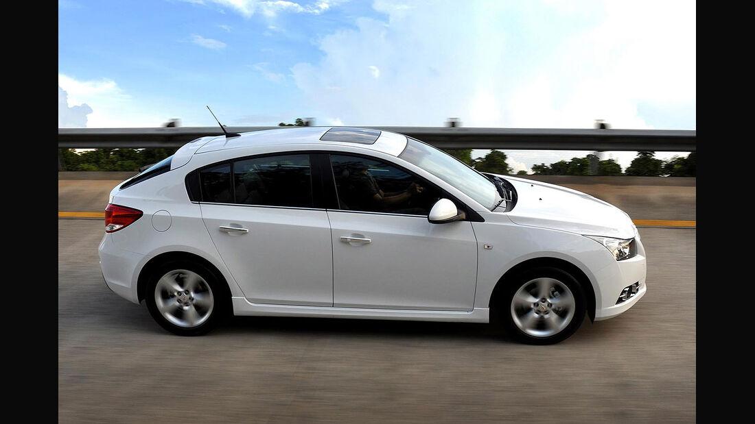 Chevrolet Cruze Hatch Brasilien