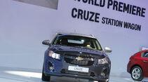 Chevrolet Cruze SW Auto-Salon Genf 2012