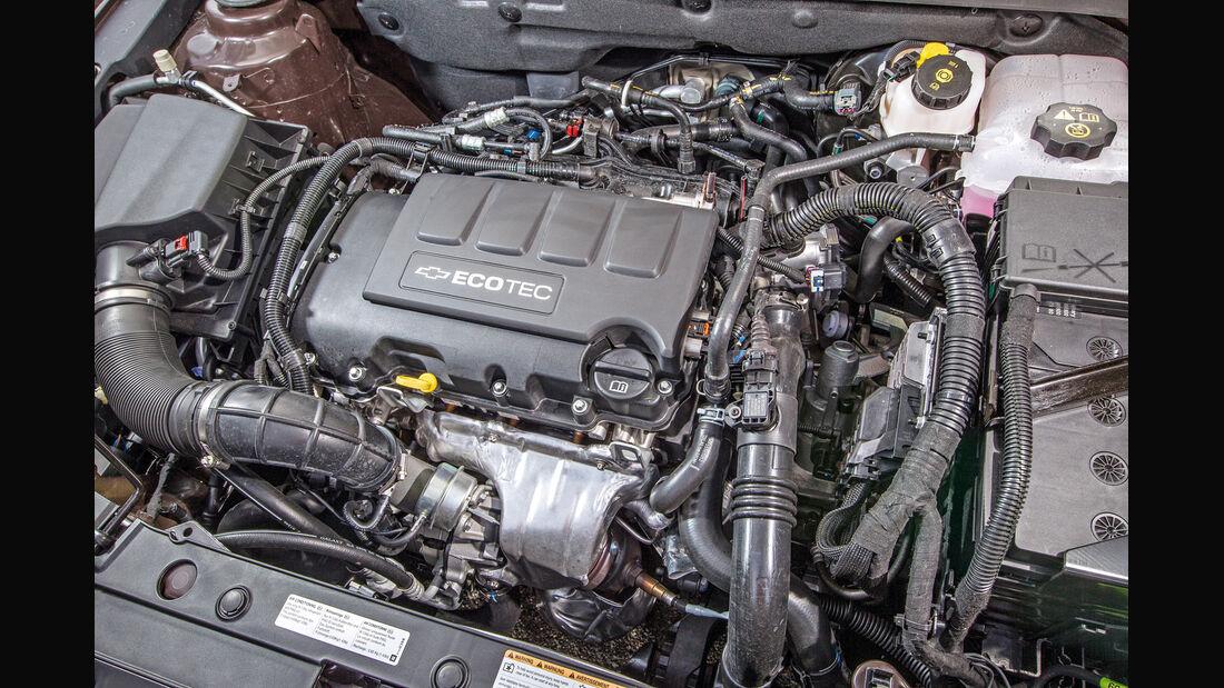 Chevrolet Cruze SW, Motor