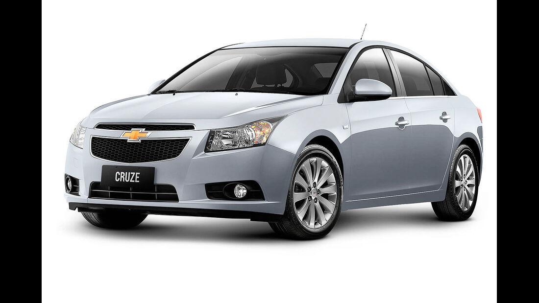 Chevrolet Cruze Sedan Brasilien