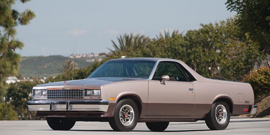 Chevrolet El Camino (Frontansicht)