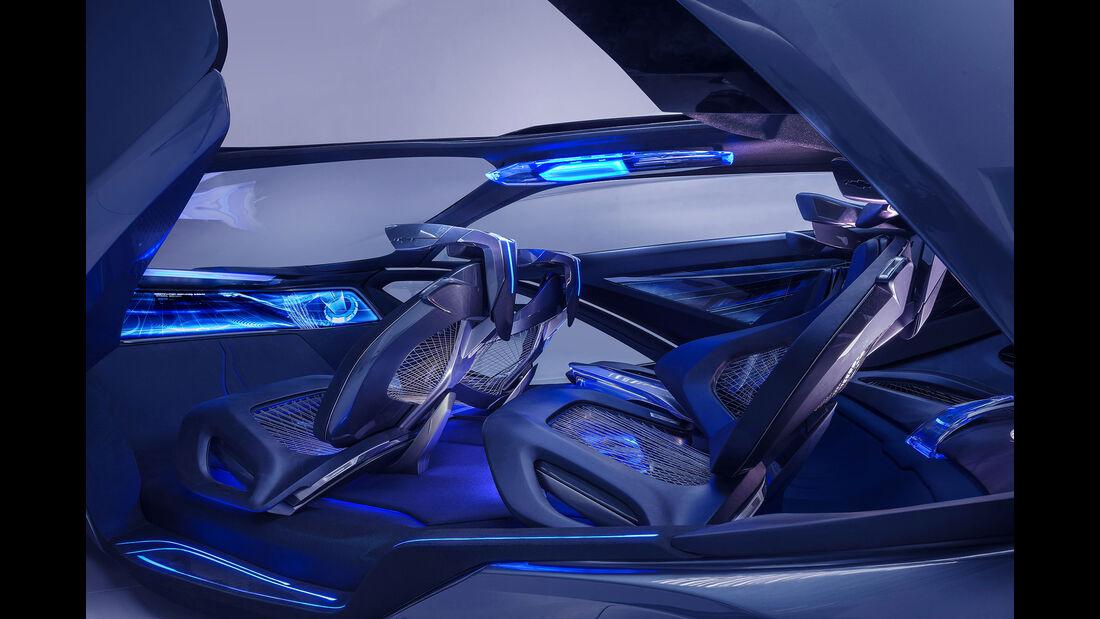 Chevrolet FNR Concept Shanghai 2015