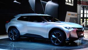 Chevrolet FNR-X Concept