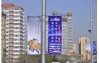 Chevrolet-Flaggen in China