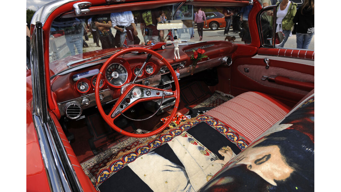 Chevrolet Impala, Cockpit