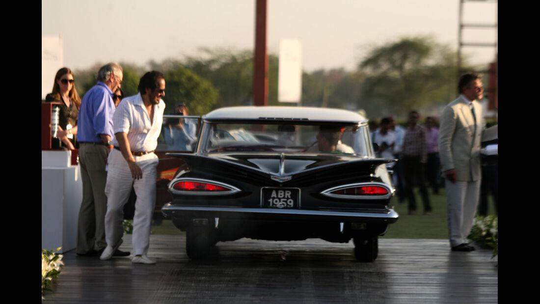 Chevrolet Impala, Rückansicht