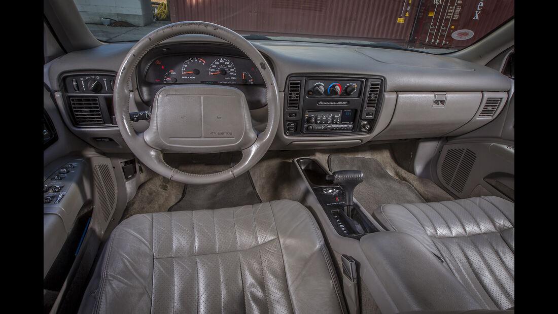 Chevrolet Impala SS, Interieur