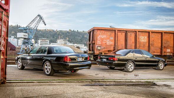 Chevrolet Impala SS, Mercury Marauder