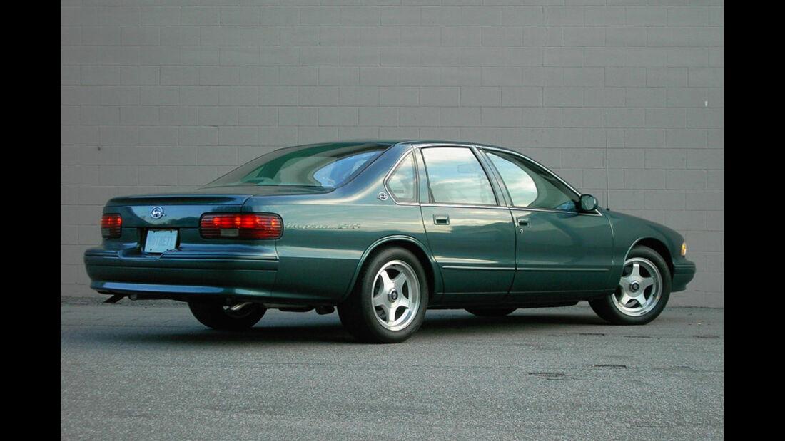 Chevrolet Impala SS mit Corvette-V8