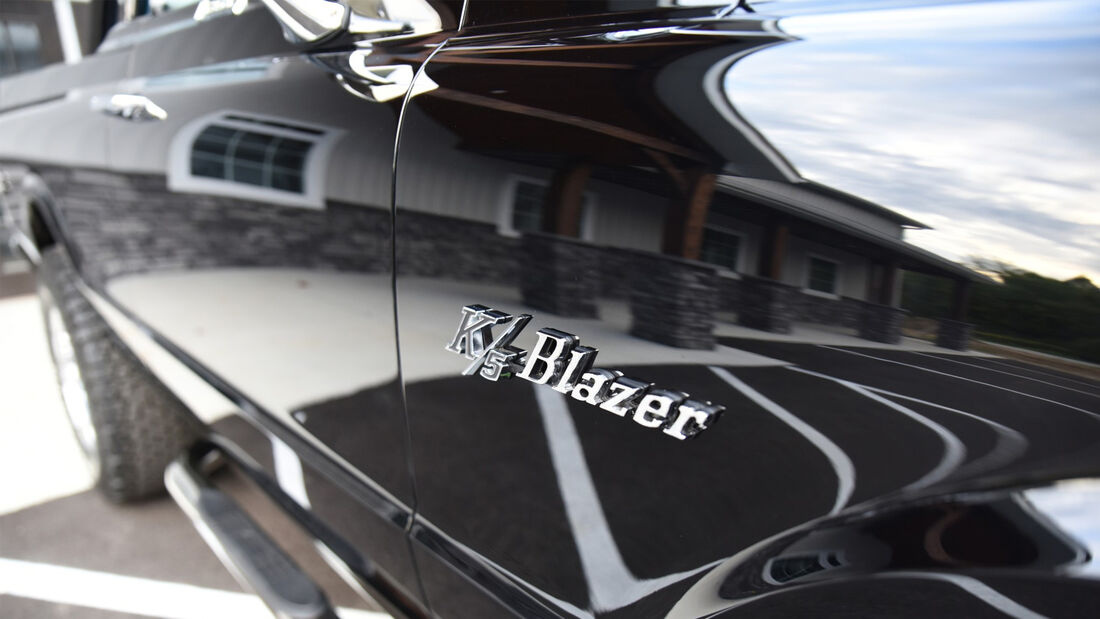 Chevrolet K5 Blazer Ringbrothers Tuning