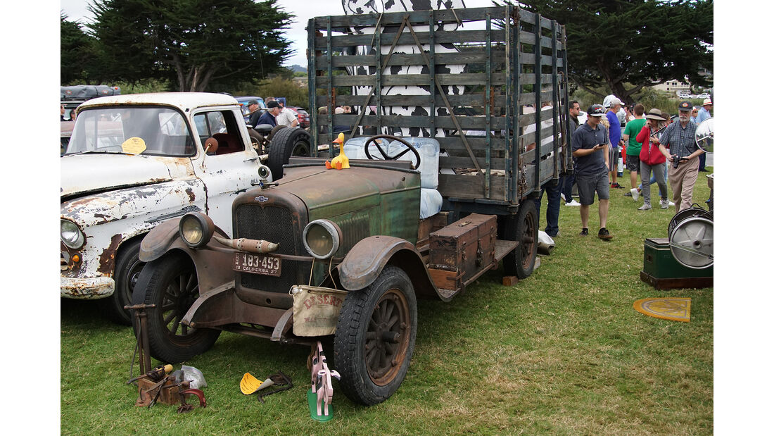 Chevrolet Model LM 1 Ton 1927