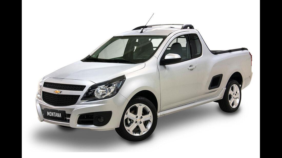 Chevrolet Montana Brasilien