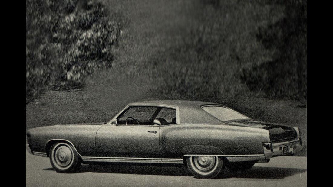 Chevrolet, Monte Carlo, IAA 1969