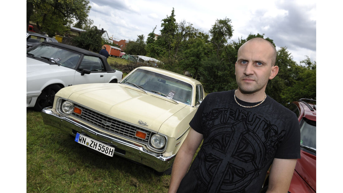 Chevrolet Nova, Frontansicht, Thomas Rudolph