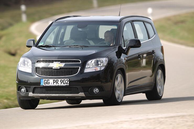 Chevrolet Orlando Auto Motor Und Sport