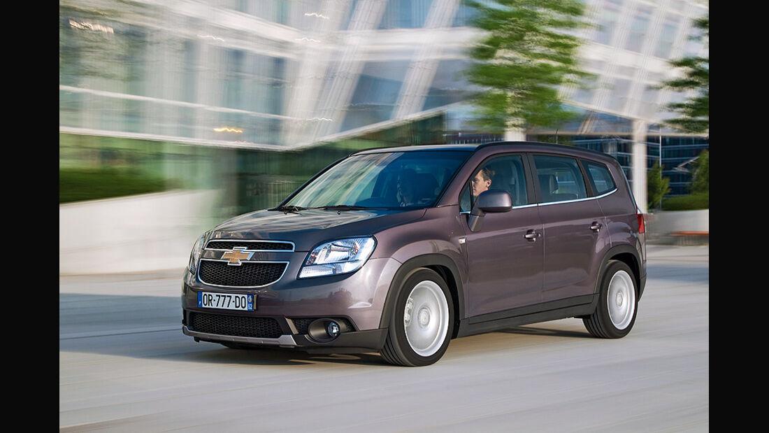 Chevrolet Orlando, Familienauto, Kaufberatung