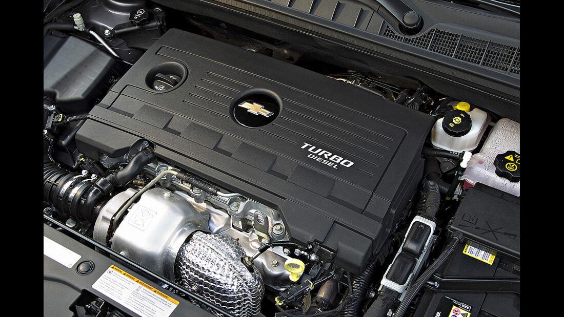Chevrolet Orlando, Motor