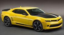 Chevrolet Performance Camaro V8-Concept Sema 2013