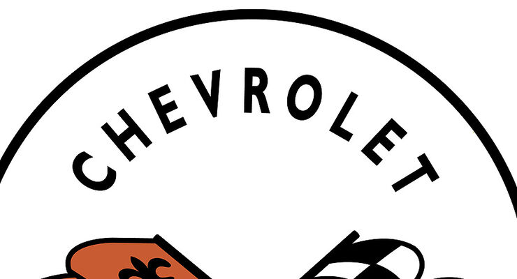 Chevrolet Schriftzug