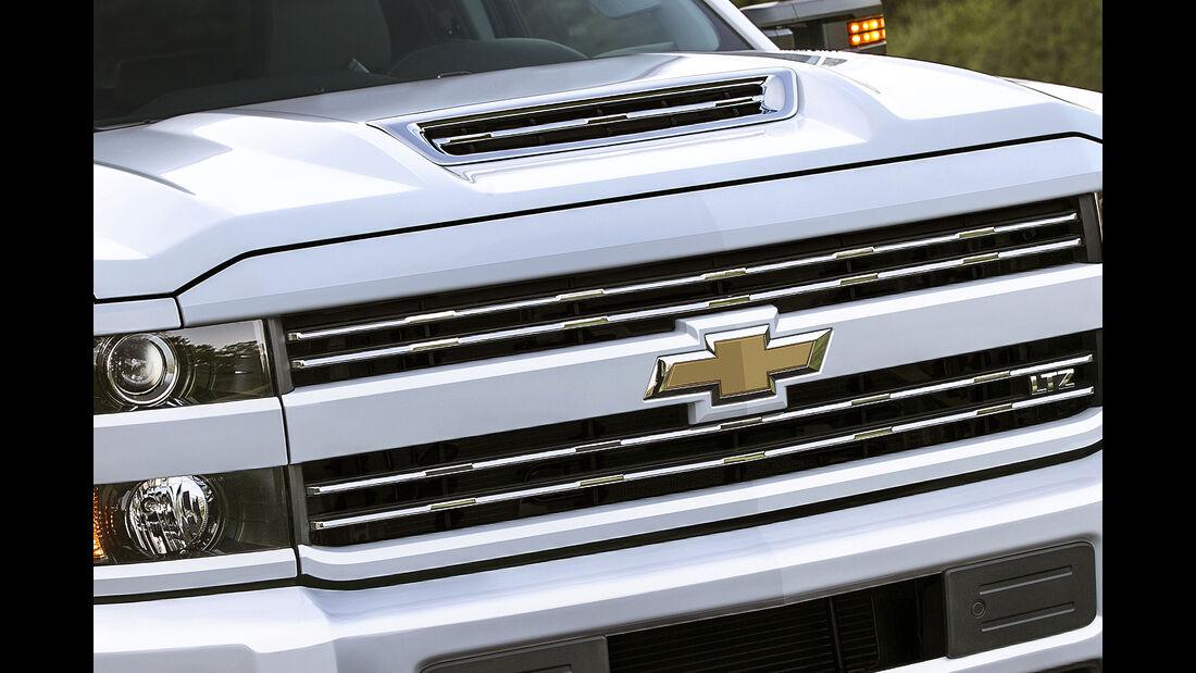 Chevrolet Silverado HD 2017 mit neuem 6,6-Liter Duramax V8-Diesel