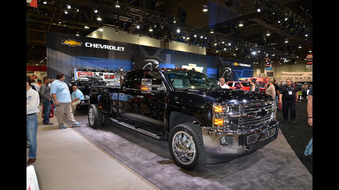 Chevrolet Silverado HD Kid Rock - SEMA 2015 - Las Vegas