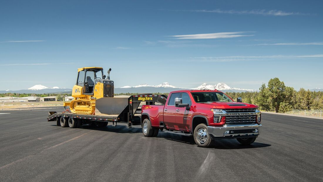 Chevrolet Silverado HD Update 2021