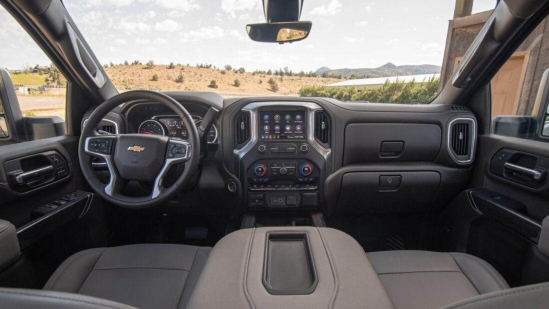 Chevrolet Silverado HD Update 2021