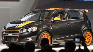 Chevrolet Sonic, Detroit Motor Show