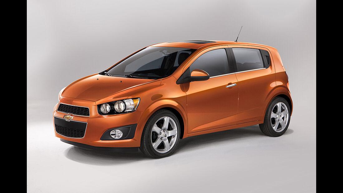 Chevrolet Sonic, Fünftürer