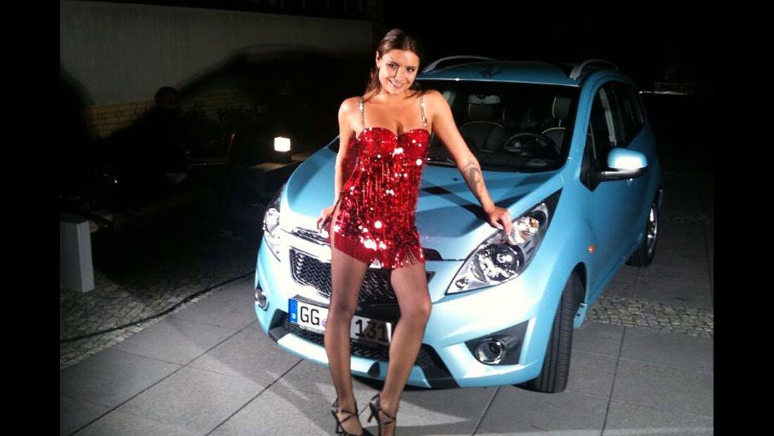 Chevrolet Sophie Thomalla