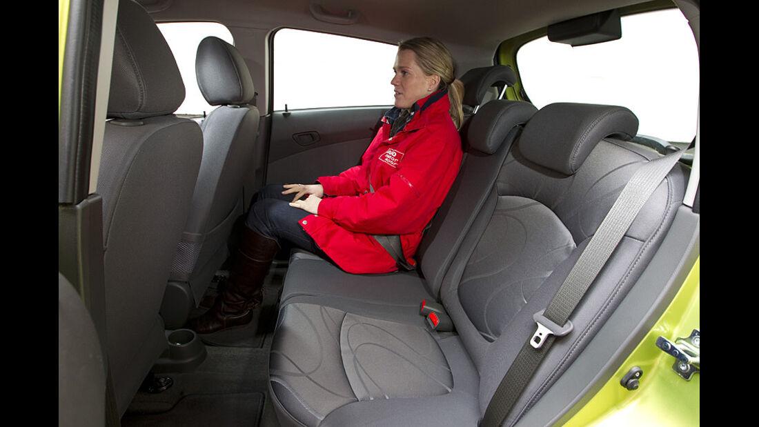 Chevrolet Spark 1.0 LS